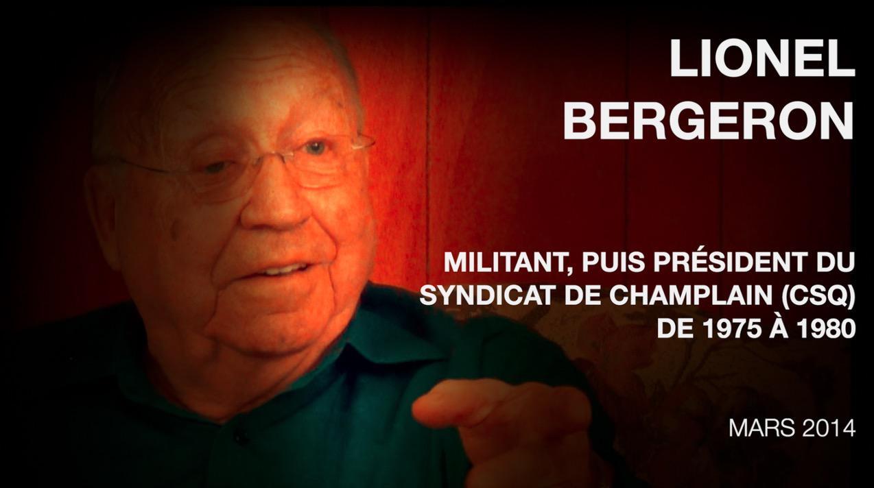 Lionel Bergeron