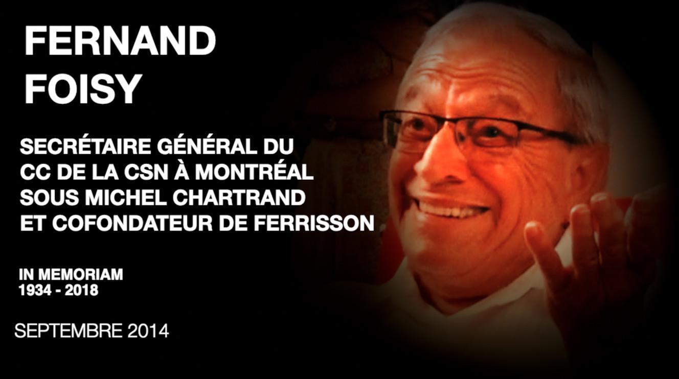 Fernand Foisy
