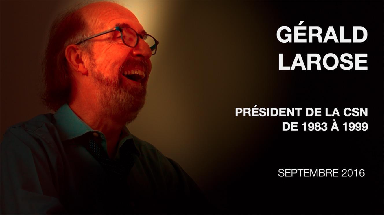 Gérald Larose