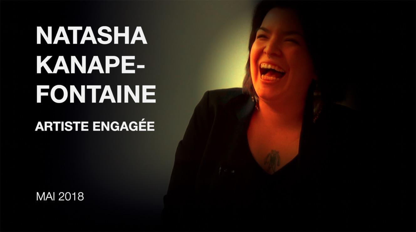 Natasha Kanape Fontaine