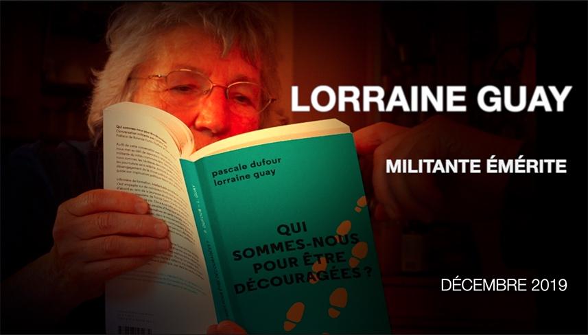 Lorraine Guay