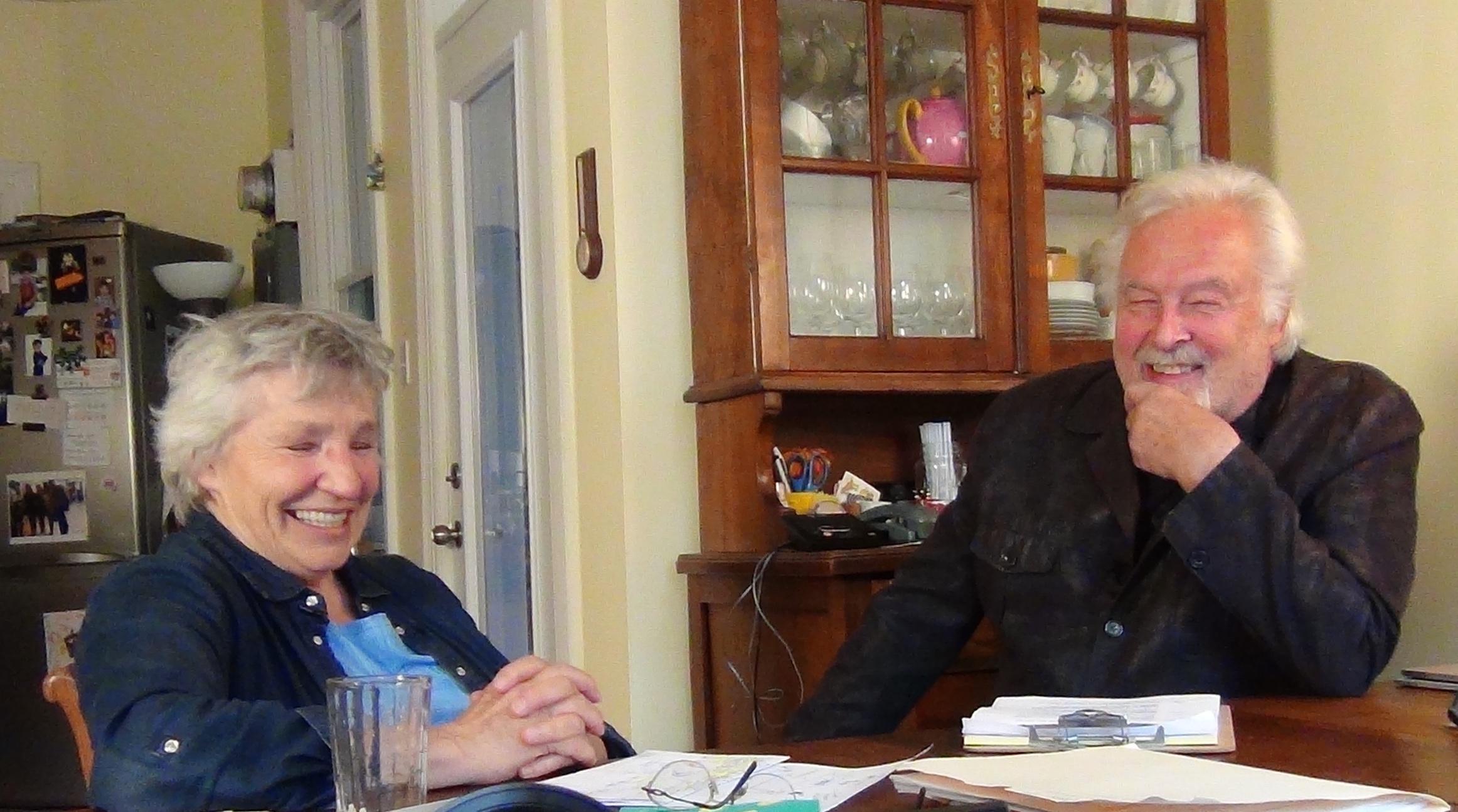 Lorraine Guay et Nelson Dumais