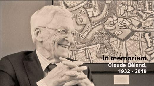 Claude Béland, coop