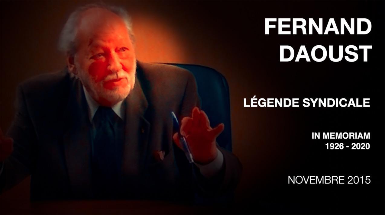 Fernand Daoust