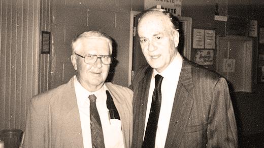 Jacques Grand'Maison, théologien et sociologue