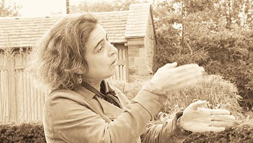 Nadia El-Mabrouk, féministe